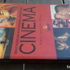 Libros de segunda mano: EDUCACAO AFECTIVIDADE ATRAVES DO CINEMA - PABLO GONZALEZ EN PORTUGUES X206. Lote 218140731