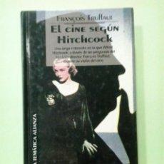 Libros de segunda mano: LMV - EL CINE SEGÚN HITCHCOCK. FRANÇOIS TRUFFAUT. Lote 218171937