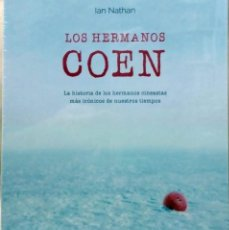 Libros de segunda mano: IAN NATHAN - LOS HERMANOS COEN. CÚPULA, 2017.. Lote 218201696