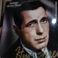 Libros de segunda mano: ANTOLOGÍA CINE CLÁSICO. TODAS LAS PELÍCULAS DE HUMPHREY BOGART - PLANETA.. Lote 218209416