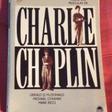 Libros de segunda mano: TODAS LAS PELICULAS DE CHARLES CHAPLIN. ODIN EDICIONES 1995. Lote 218239922
