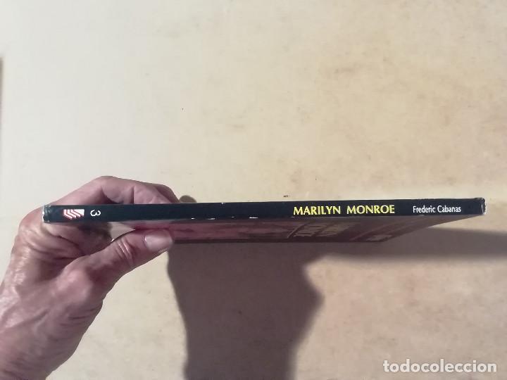Libros de segunda mano: MARILYN MONROE - FREDERIC CABANAS - 1ª EDICIÓ - ÍXIA LLIBRES -(M7) - Foto 8 - 218590543