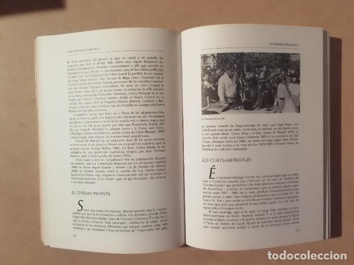 Libros de segunda mano: CINEMA CATALÀ 1975-1986 - BALLÓ ESPELT LORENTE - 1ª EDICIÓ - COLUMNA -(M7) - Foto 6 - 218753301