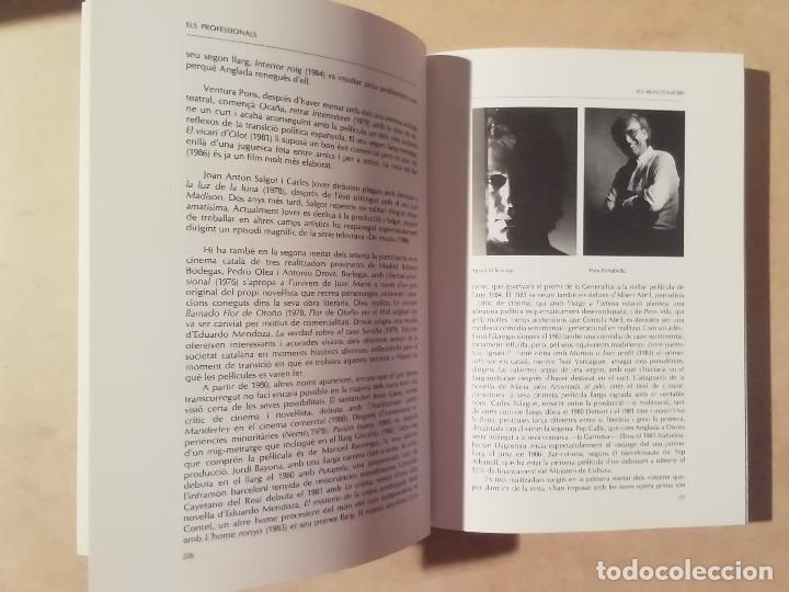 Libros de segunda mano: CINEMA CATALÀ 1975-1986 - BALLÓ ESPELT LORENTE - 1ª EDICIÓ - COLUMNA -(M7) - Foto 8 - 218753301