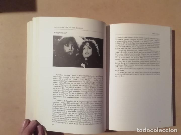 Libros de segunda mano: CINEMA CATALÀ 1975-1986 - BALLÓ ESPELT LORENTE - 1ª EDICIÓ - COLUMNA -(M7) - Foto 9 - 218753301
