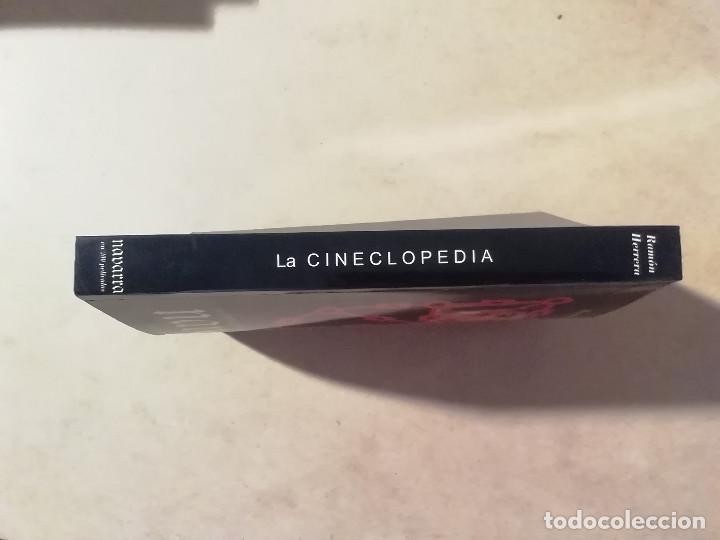 Libros de segunda mano: LA CINECLOPEDIA NAVARRA EN 200 PELÍCULAS - RAMÓN HERRERA -(M7) - Foto 2 - 218753335