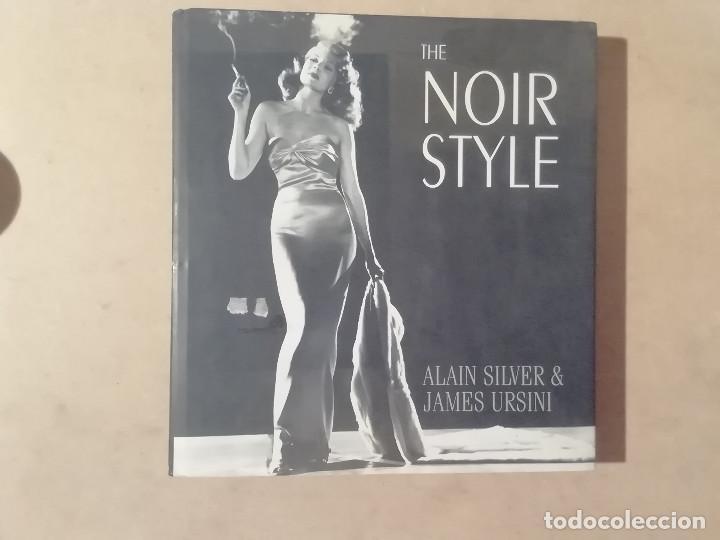 CINE NEGRO -( THE NOIR STYLE )- SILVER URSINI - 1ª ED. 1999 - OVERLOOK -(M7) (Libros de Segunda Mano - Bellas artes, ocio y coleccionismo - Cine)