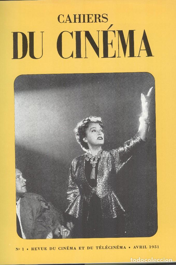 CAHIERS DU CINEMA COMPLETA. DESDE Nº1 HASTA EL Nº 705. (Libros de Segunda Mano - Bellas artes, ocio y coleccionismo - Cine)