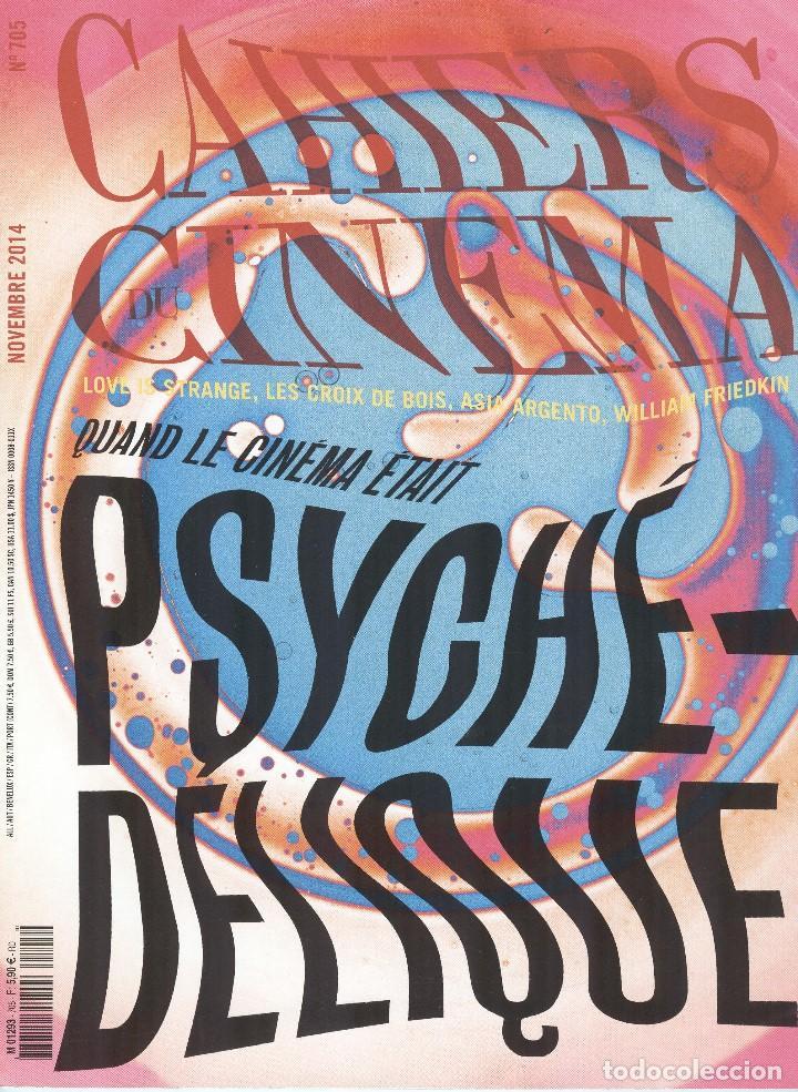 Libros de segunda mano: Cahiers du CInema Completa. Desde nº1 hasta el nº 705. - Foto 2 - 218885177
