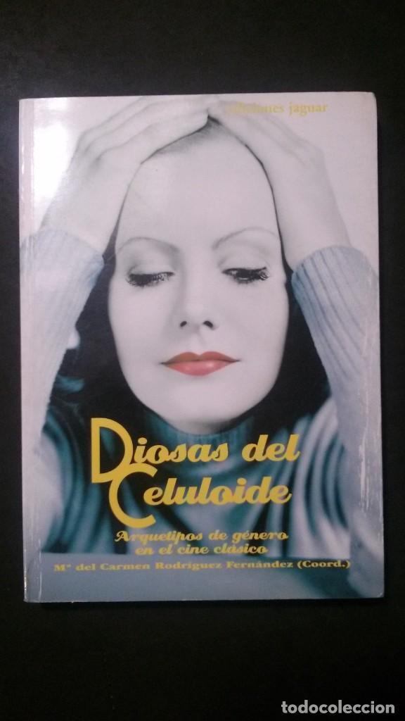 DIOSAS DEL CELULOIDE-MARILYN MONROE-AUDREY HEPBURN-RITA HAYWORTH-GRETA GARBO (Libros de Segunda Mano - Bellas artes, ocio y coleccionismo - Cine)