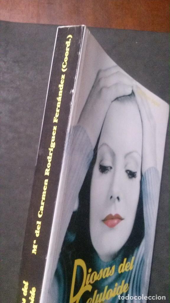 Libros de segunda mano: DIOSAS DEL CELULOIDE-MARILYN MONROE-AUDREY HEPBURN-RITA HAYWORTH-GRETA GARBO - Foto 2 - 218949690