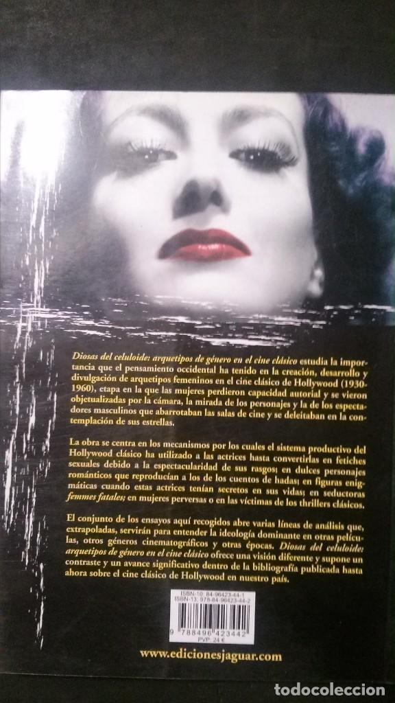 Libros de segunda mano: DIOSAS DEL CELULOIDE-MARILYN MONROE-AUDREY HEPBURN-RITA HAYWORTH-GRETA GARBO - Foto 3 - 218949690