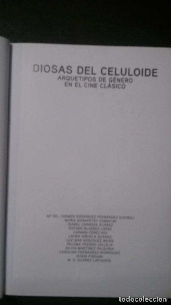 Libros de segunda mano: DIOSAS DEL CELULOIDE-MARILYN MONROE-AUDREY HEPBURN-RITA HAYWORTH-GRETA GARBO - Foto 5 - 218949690