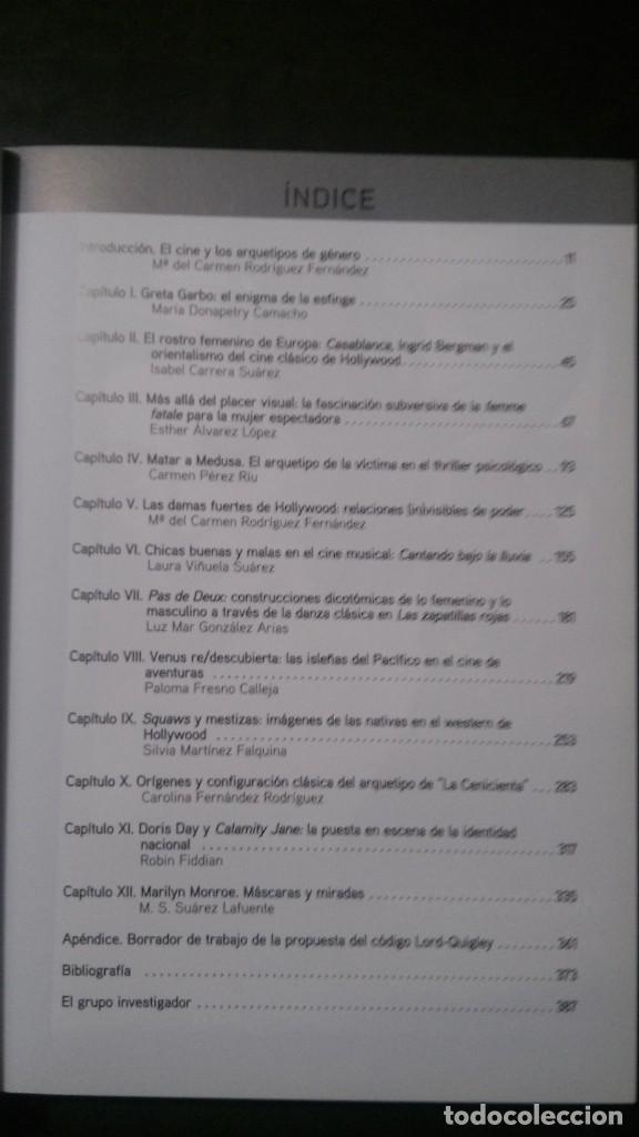 Libros de segunda mano: DIOSAS DEL CELULOIDE-MARILYN MONROE-AUDREY HEPBURN-RITA HAYWORTH-GRETA GARBO - Foto 7 - 218949690