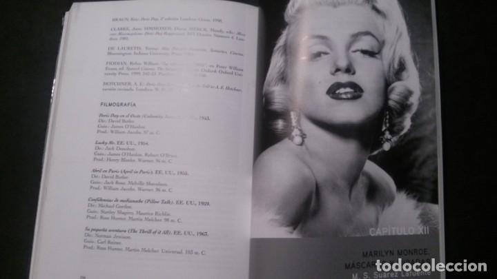 Libros de segunda mano: DIOSAS DEL CELULOIDE-MARILYN MONROE-AUDREY HEPBURN-RITA HAYWORTH-GRETA GARBO - Foto 9 - 218949690