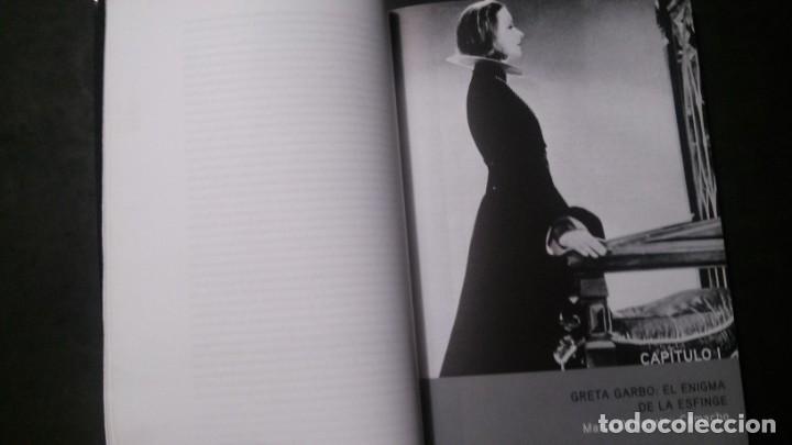 Libros de segunda mano: DIOSAS DEL CELULOIDE-MARILYN MONROE-AUDREY HEPBURN-RITA HAYWORTH-GRETA GARBO - Foto 21 - 218949690