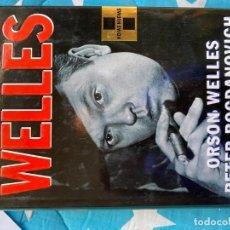 Libros de segunda mano: CIUDADANO WELLES. Lote 219057027