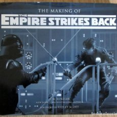 Libros de segunda mano: LIBRO THE MAKING OF THE EMPIRE STRIKES BACK COMO SE HIZO EL IMPERIO CONTRAATACA STAR WARS EPISODE V. Lote 219699445