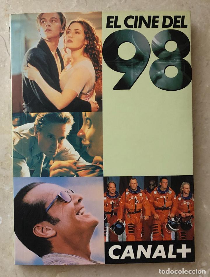 LIBRO EL CINE DEL 98, CANAL+ (Libros de Segunda Mano - Bellas artes, ocio y coleccionismo - Cine)