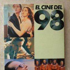 Libros de segunda mano: LIBRO EL CINE DEL 98, CANAL+. Lote 219721333