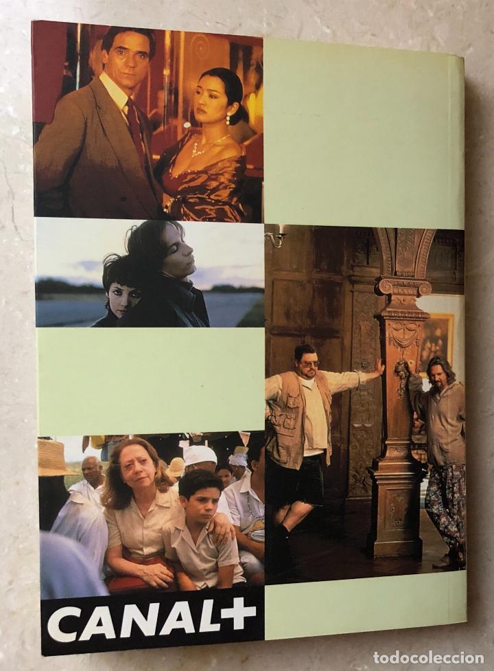 Libros de segunda mano: Libro El cine del 98, Canal+ - Foto 2 - 219721333