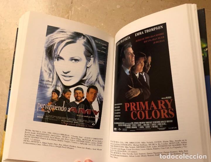 Libros de segunda mano: Libro El cine del 98, Canal+ - Foto 3 - 219721333