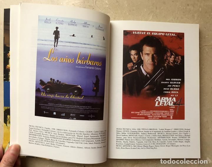 Libros de segunda mano: Libro El cine del 98, Canal+ - Foto 5 - 219721333