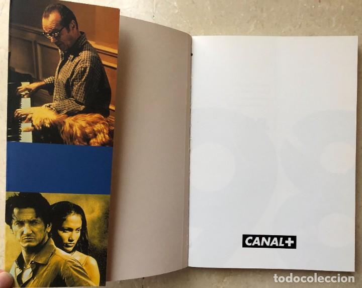 Libros de segunda mano: Libro El cine del 98, Canal+ - Foto 6 - 219721333