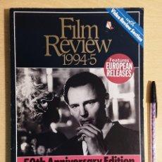 Libros de segunda mano: FILM REVIEW 1994-5 ·50TH ANNIVERSARY EDITION JAMES CAMERON-WILSON MAURICE SPEED VIRGIN 1994. Lote 220062001
