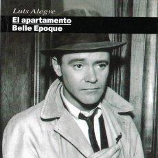 Livres d'occasion: EL APARTAMENTO-BELLE EPOQUE. PEDIDO MÍNIMO EN LIBROS: 4 TÍTULOS. Lote 221466397