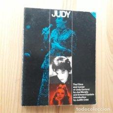 Libros de segunda mano: JUDY. THE FILMS AND CAREER OF JUDY GARLAND - JOE MORELLA, EDWARD EPSTEIN. Lote 221923235
