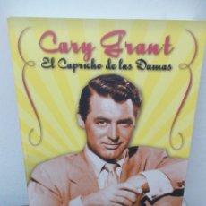 Libros de segunda mano: ENVIO 5€ CARY GRANT,EL CAPRICHO DE LAS DAMAS. Lote 222284327