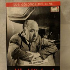Libros de segunda mano: ALFRED HITCHCOCK. BRUNO VILLIEN. CINEMA CLUB COLLECTION 1990. 185PGS.. Lote 222393111