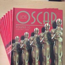 Libros de segunda mano: LOS OSCAR 1927-2000. COMPLETA 10 TOMOS. ABC- BBVA 2001. TAPAS DURAS.. Lote 222626066