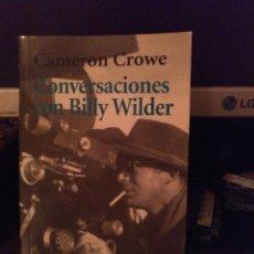 Libros de segunda mano: CONVERSACIONES CON BILLY WILDER. ALIANZA EDITORIAL 2006. Lote 222851945