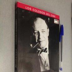 Libros de segunda mano: LOS COLOSOS DEL CINE: J. L. MANKIEWICZ / CARLOS F. HEREDERO / CINEMA CLUB COLLECTION 1990. Lote 222872851