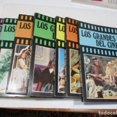 Libros de segunda mano: VV.AA LOS GRANDES MITOS DEL CINE ( 8 TOMOS) Q3765T. Lote 224451752