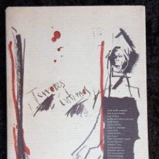 Libros de segunda mano: TERRORES INTIMOS - FESTIVAL INTERNACIONAL DE CINEMA FANTASTIC DE SITGES - 1985 - RELATOS - ILUSTRADO. Lote 228103466