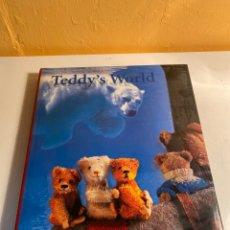 Libros de segunda mano: TEDDY'S WORLD. Lote 228754820