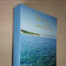 Libros de segunda mano: MANUAL DEL CINE MEDITERRÁNEO - SALVADOR SÁINZ. Lote 229190020