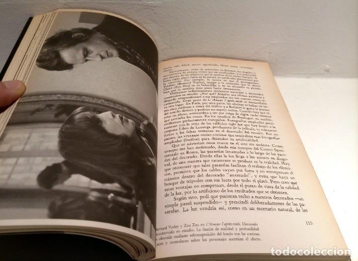 Libros de segunda mano: DIAS DE UNA CAMARA - NESTOR ALMENDROS - FOTOGRAFIAS - Prefacio TRUFFAUT - Foto 2 - 231039525