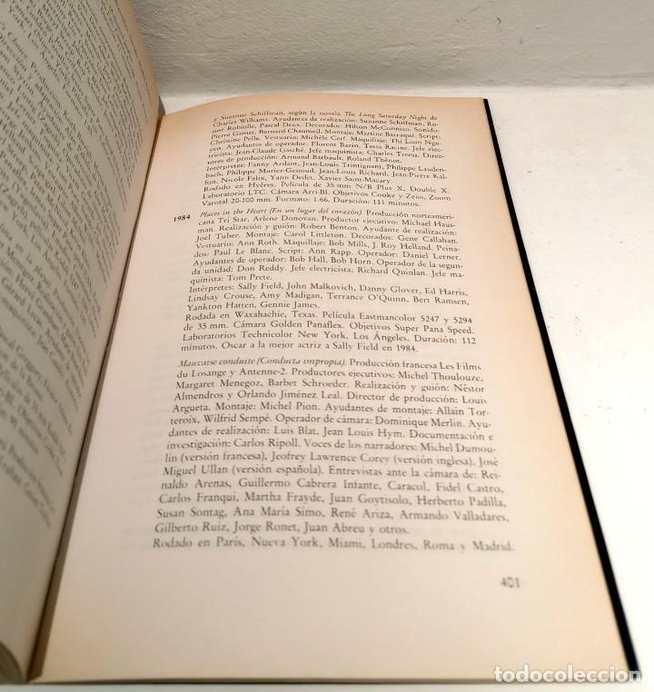 Libros de segunda mano: DIAS DE UNA CAMARA - NESTOR ALMENDROS - FOTOGRAFIAS - Prefacio TRUFFAUT - Foto 3 - 231039525
