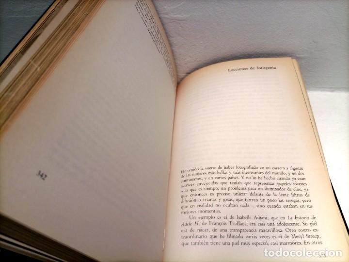 Libros de segunda mano: DIAS DE UNA CAMARA - NESTOR ALMENDROS - FOTOGRAFIAS - Prefacio TRUFFAUT - Foto 4 - 231039525