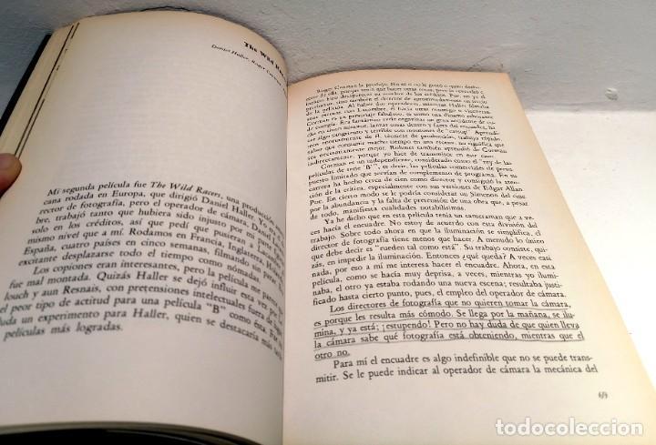 Libros de segunda mano: DIAS DE UNA CAMARA - NESTOR ALMENDROS - FOTOGRAFIAS - Prefacio TRUFFAUT - Foto 5 - 231039525