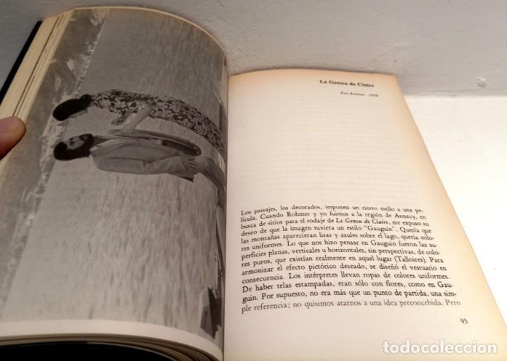 Libros de segunda mano: DIAS DE UNA CAMARA - NESTOR ALMENDROS - FOTOGRAFIAS - Prefacio TRUFFAUT - Foto 6 - 231039525