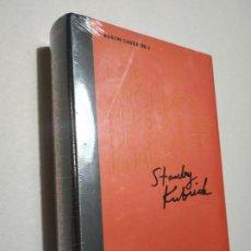 Libros de segunda mano: LOS ARCHIVOS PERSONALES DE STANLEY KUBRICK. TASCHEN. 544 PP. PRECINTADO.. Lote 231685585