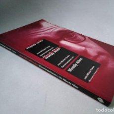 Livros em segunda mão: JEAN-MICHEL FRODON. CONVERSACIONES CON WOODY ALLEN. Lote 232024560
