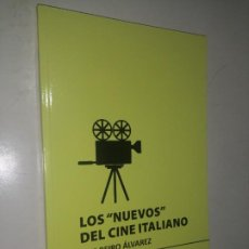 Libros de segunda mano: LUIS BEIRO ÁLVAREZ, LOS NUEVOS DEL CINE ITALIANO. Lote 232386845