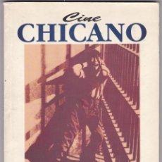 Libros de segunda mano: CINE CHICANO CHON A. NORIEGA EDICION EN ESPAÑOL E INGLES IMPRIME ORVY AÑO1993. Lote 232588120