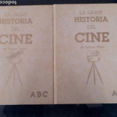 Libros de segunda mano: LA GRAN HISTORIA DEL CINE. TERENCE MOIX. EDITA PRENSA ESPAÑOLA/ABC.. Lote 233118285